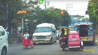 [HD] Driving In San Juan City (Metro Manila), Philippines