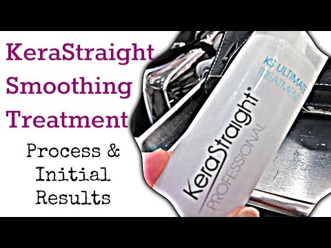 KeraStraight Smoothing Treatment: Process and Initial Results