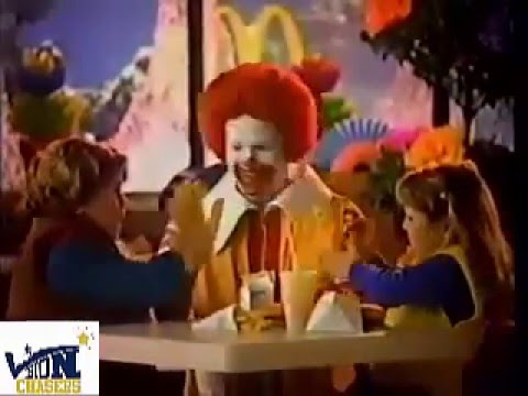McDonalds Commercial (1980s)