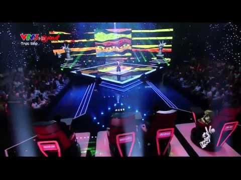 [Full HD] Chiếc khăn Piêu  Nguyễn Quang Anh   Giọng hát Việt nhí