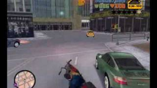 Nueva Moto En GTA3 New York City Mod