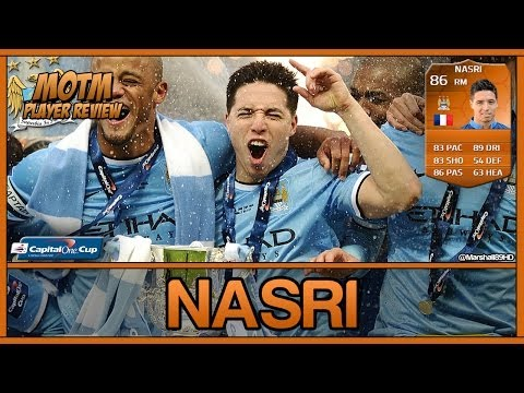 FIFA 14 UT - MOTM Analysis - Samir Nasri || Man of the Match Ultimate Team Player Review ||