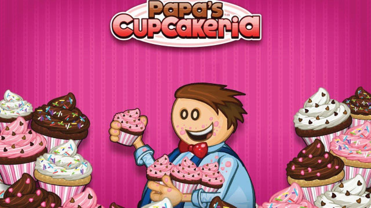 papa s cupcakearia