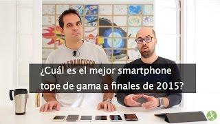 ¿Mejor smartphone de 2015?