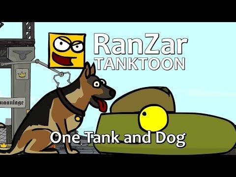 Tanktoons - Tank a pes
