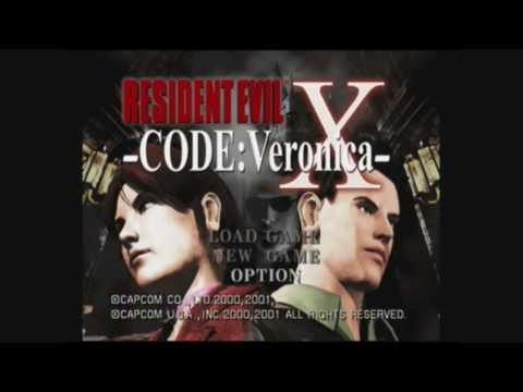 Resident Evil: Code Veronica X Playthrough - Part 1