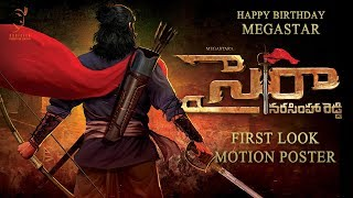 SYE RAA NARASIMHA REDDY First Look Motion Poster, Cast &am..