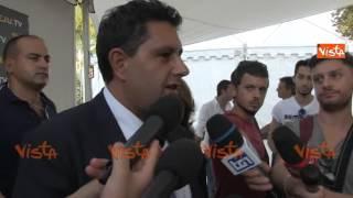 TOTI FI LAVORO SE RESTA COSI LA VOTIAMO MA NON CI FIDIAMO DI SAN MATTEO 20-09-14