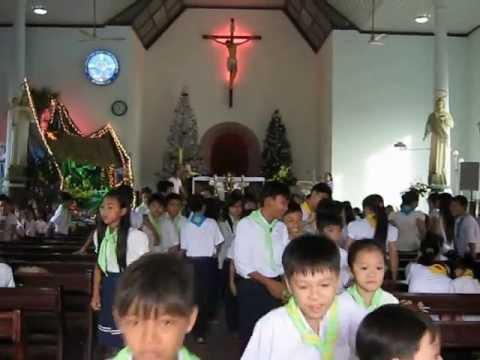 Hình ảnh Giáo xứ Đông Xuyên Vũng Tàu