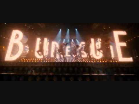 Burlesque ~ Christina Aguilera - Show me how you burlesque
