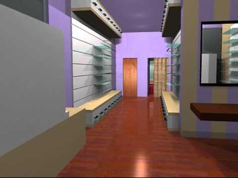Decoração de Lojas (Stores Interior Design) #1