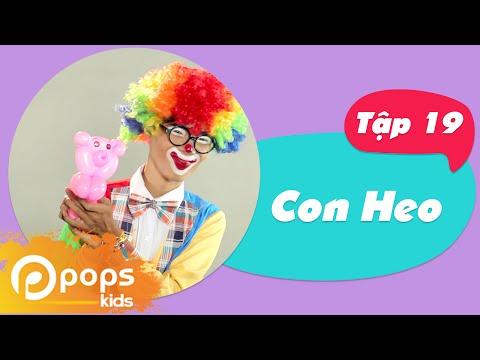 Sắc Màu Bong Bóng - Tập 19 - Con Heo - Balloon Shaping