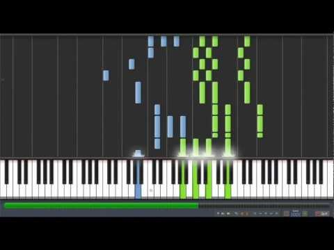 In the End - Linkin Park [Piano Tutorial] (Synthesia)