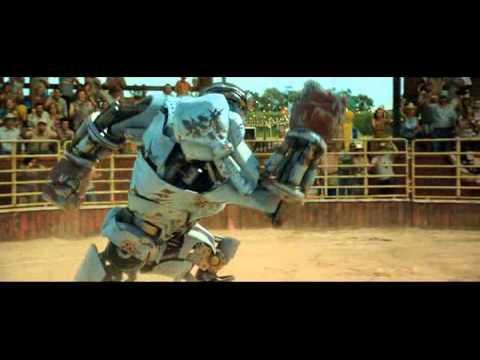 Real Steel Ambush Vs Black Thunder Poor Robot Defeated