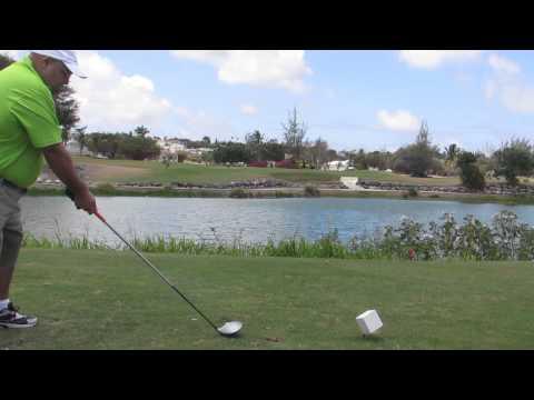 Coach Armando Torres Playing Golf in Barbados @mrarmandotorres