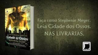 Cidade Dos Ossos Book Trailer (Oficial)