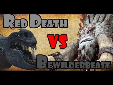 Spore: Red Death vs Bewilderbeast