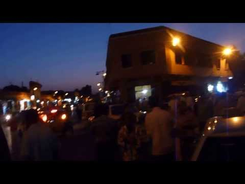 MOROCCO - Marrakech at Night | Morocco Travel - Vacation, Tourism, Holidays  [HD]