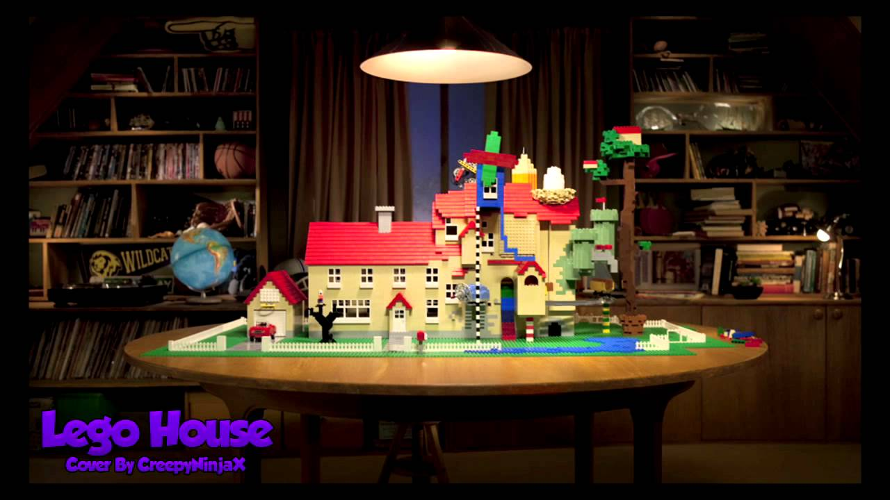 Lego House - Ed Sheeran Cover By CreepyNinjaX - YouTube