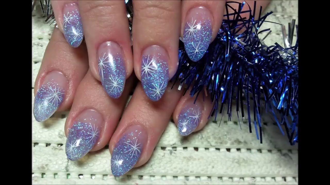 Blogmas Day 11 Christmas Nail Art Ideas There You Are Sibby