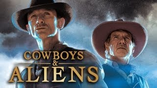 Cowboys And Aliens- Film Review #JPMN