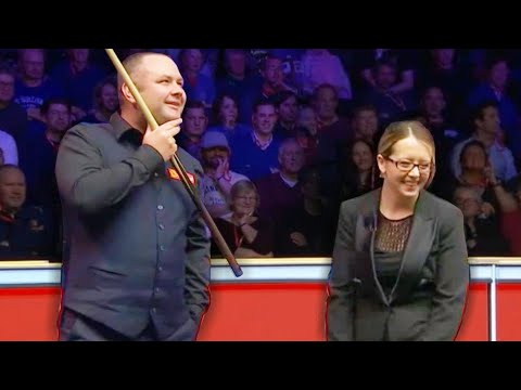 AMAZING LUCKY SHOTS & FUNNY MOMENTS | Snooker Masters 2020