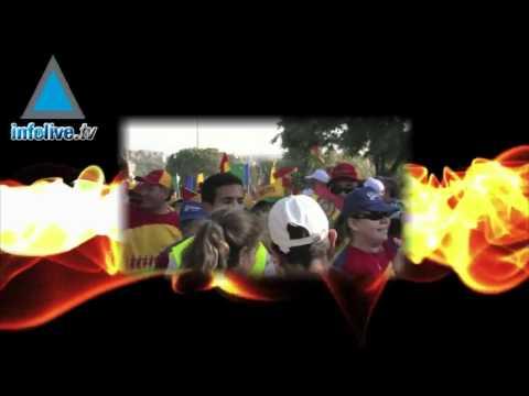 Los cristianos evangélicos celebran la Fiesta de los Tabernáculos en Israel