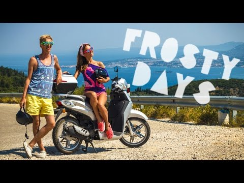 project corfu video Frosty Days - Corfu Island (Корфу)
