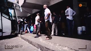 أجواء غير عادية بمحطة ولاد زيان قبل العيد و المسافرين كيتشكاو من غلاء التذاكر | خارج البلاطو