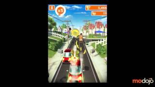 Soluce Moi, Moche et Méchant : Minion Rush sur iPhone et Android, niveau 2