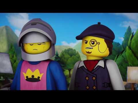 Lego Nexo Knights - 6 Zlatý zámok