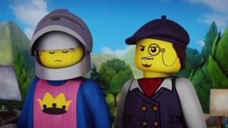 Lego Nexo Knights - 6 Zlatý zámek