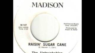 The Untouchables - Raisin' Sugar Cane