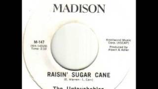 The Untouchables - Raisin' Sugar Cane