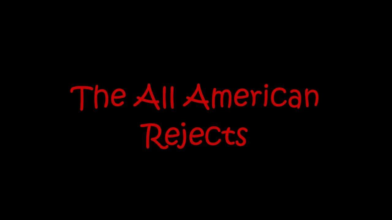 all-american rejects dirty little secrets lyrics