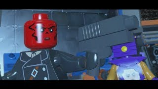 LEGO: Marvel Superheroes Chapter 6: Red Head Detention