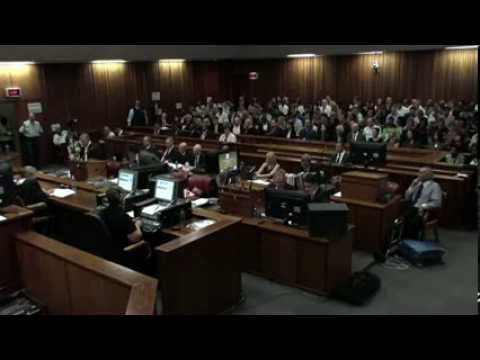 Oscar Pistorius trial set to begin as...