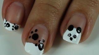 Unhas De Urso Panda E Patinhas (animal) Panda Bear Nail