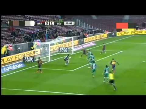 FC Barcelona 3-4 Levante 1