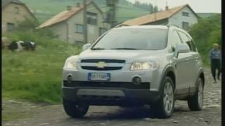 Chevrolet Captiva SUV Fahrbericht videos