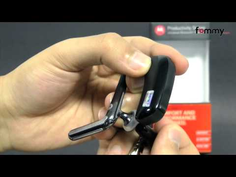 Motorola� OASIS Bluetooth Headset