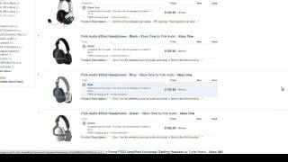 Free Niche 1 Gaming Headsets And Keyword Research