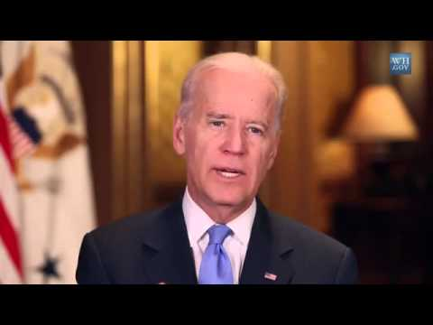 Raising Minimum Wage Right Thing To Do Says Biden