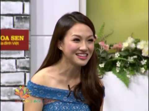 Trò chuyện cùng vợ chồng Phan Đình Tùng - Vui Sống Mỗi Ngày [VTV3 - 21.12.2012]