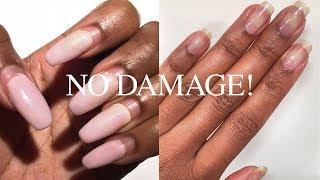 Cómo retirar las uñas acrílicas sin dañar las tuyas