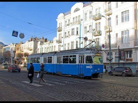 ШВЕЙЦАРСКИЙ Винницкий трамвай глазами житомирянина
