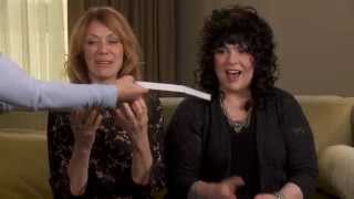 Heart- Ann And Nancy Wilson Open The Strange Euphoria Box
