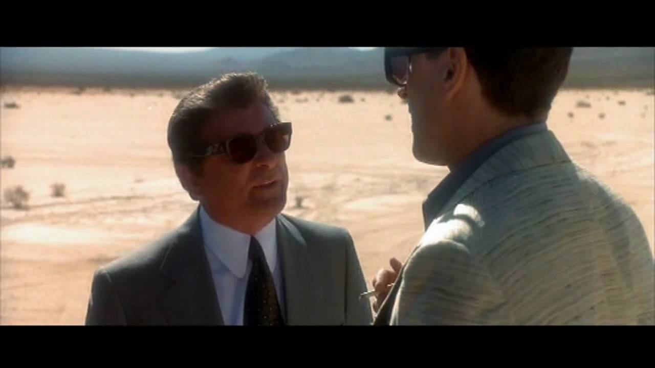 Casino desert scene script
