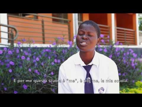 AVSI UGANDA UN NUOVO FIORE: STUDENTI