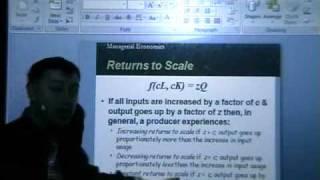 MBA - Managerial Economics 22